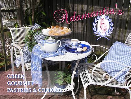 Adamantia's Sweet Treats