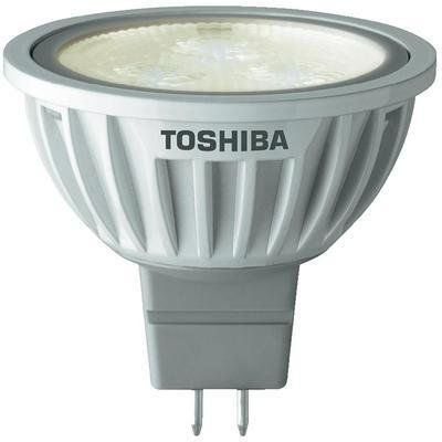 Toshiba 6 7w Gu5 3 Led Warm White Reflector Bulb Ldra0727wu5eud By Toshiba 29 06 Technical Spe Energy Saving Lighting Light Bulb Types Projector Accessories