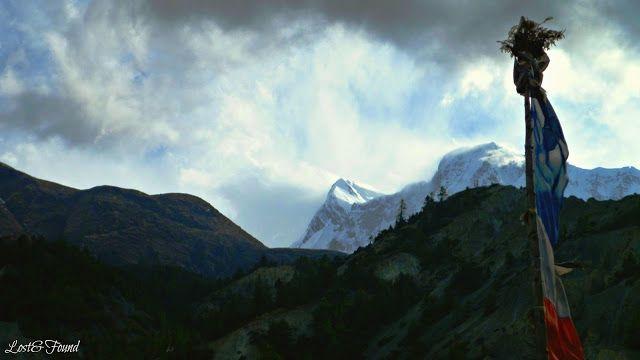 -Lost & Found-: Annapurna Circuit, Nepal, Day 7