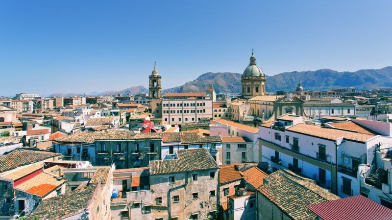 WHAT IS IT LIKE LIVING IN PALERMO, SICILY? Palermo italy