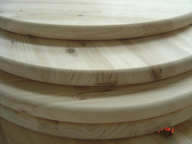 Round Reclaimed Wood Tabletops Restaurant Cafe Supplies Online Round Wood Table Reclaimed Wood Table Top Wooden Table Top