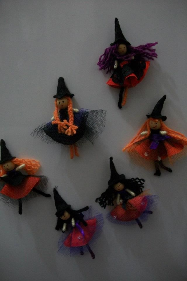 witch magnet