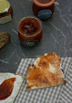 Tomaten Marmelade mit Feigen - Katha-kocht!