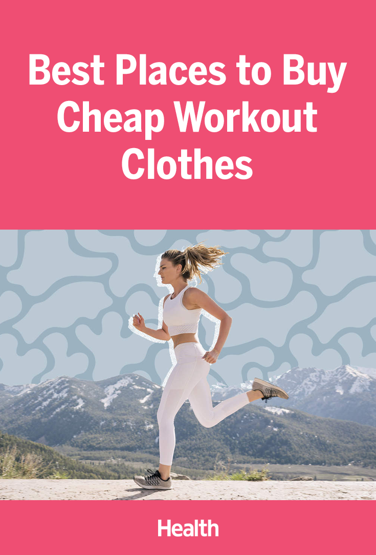 ecea3641b55 Some of us just can t stomach the idea of dishing out 200 bucks for an  outfit we re just going to sweat in. The good news  there are tons of  lower-priced ...