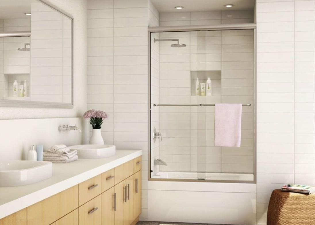 Kohler Levity Frameless Sliding Shower Door Httpsourceabl