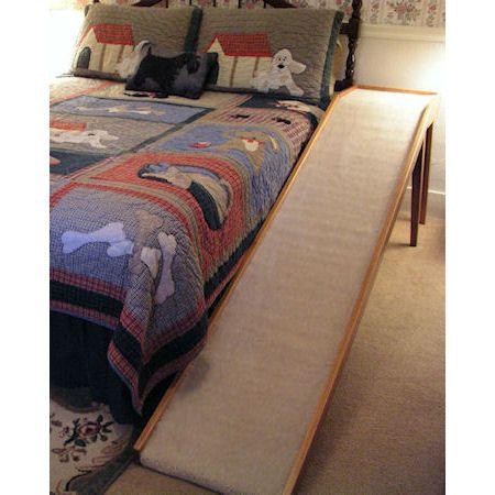 Dog Ramps Indoor Easy Slope Dog Bed Ramp Bathroom