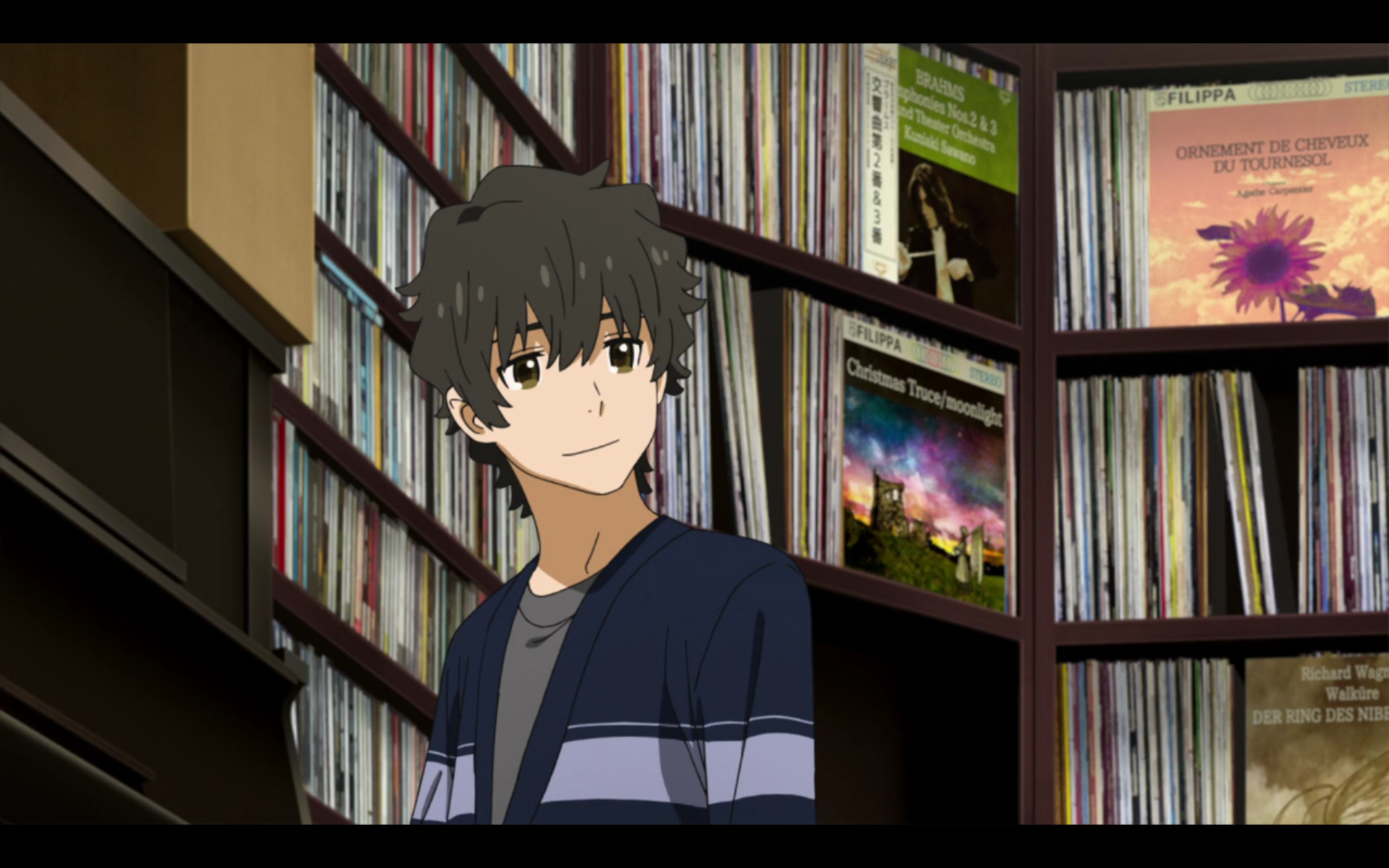 Takumi Sakagami Anthem Of The Heart Anime Anime Movies