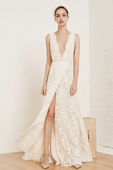 affordable wedding gown under 1000 usd | crochet | Pinterest ...