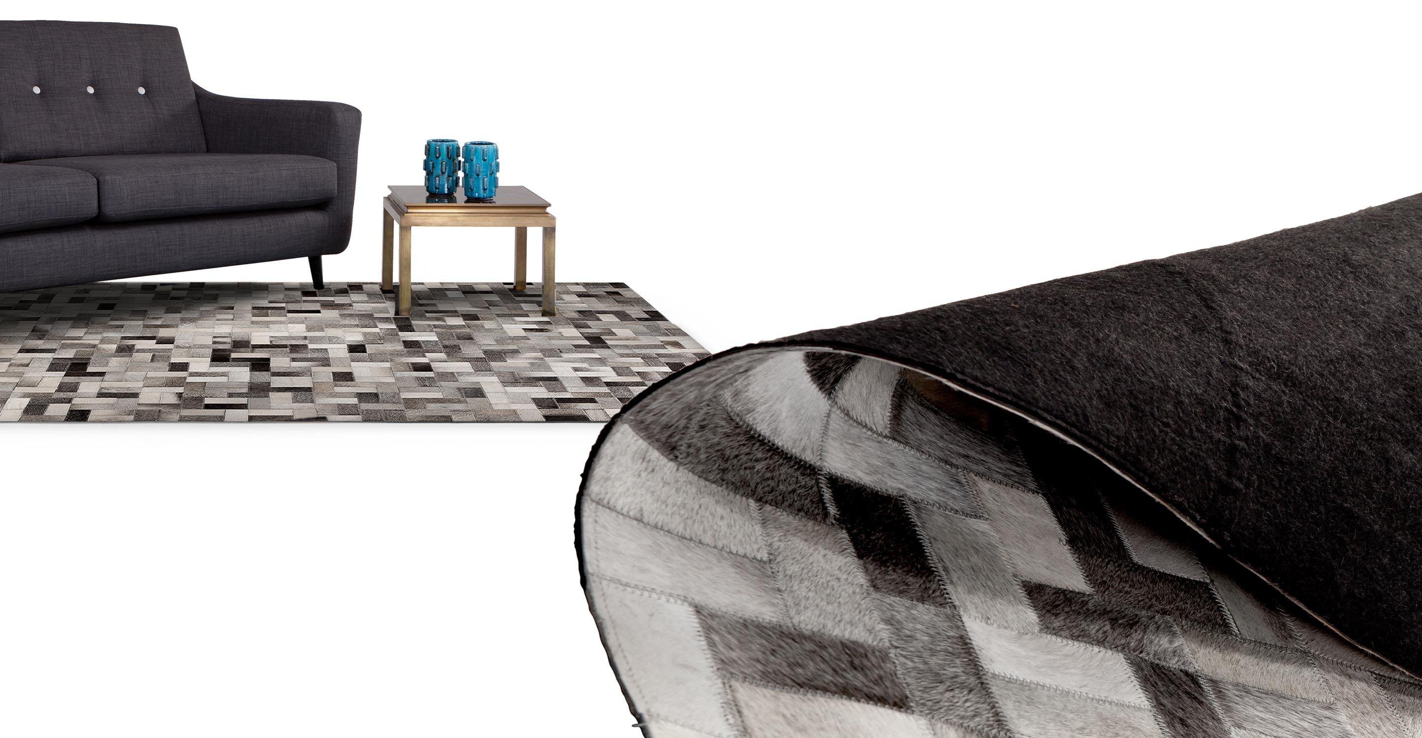 Großartig Kuh Teppich Ideen Von Parquet Kuhfell 170 X 240 Cm ▻