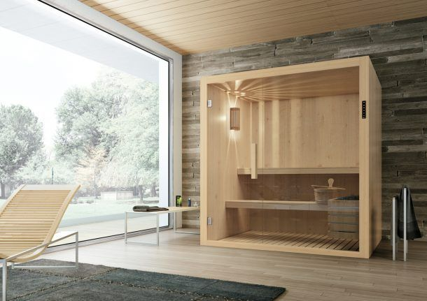 Multifunction Rectangular Steam Shower Cabin Wmega By Jacuzzi