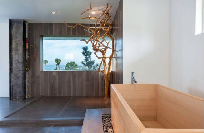 Créer un style japonais dans une salle de bain | baignoire japonaise ...