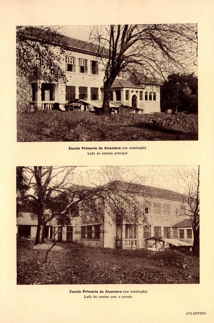 Escola Primária de Alcantara [243 KB]