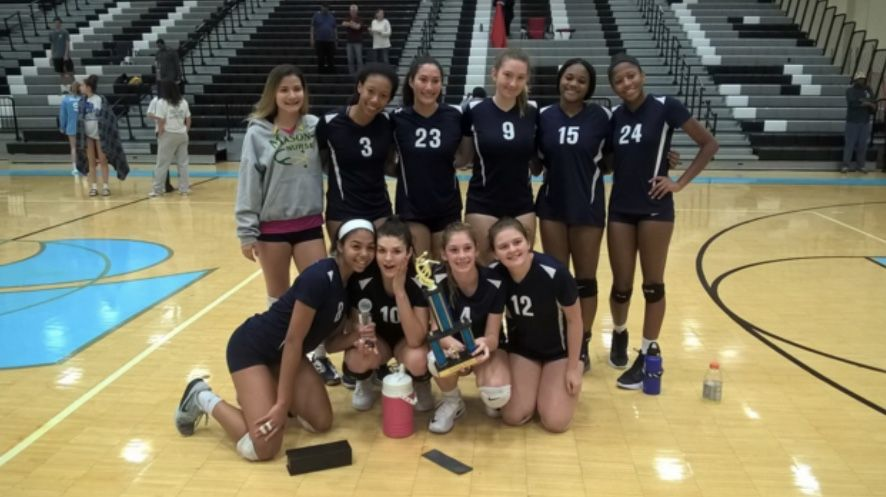 Centerville Tournament Runner Up Volleyball Team Tournaments Volleyball