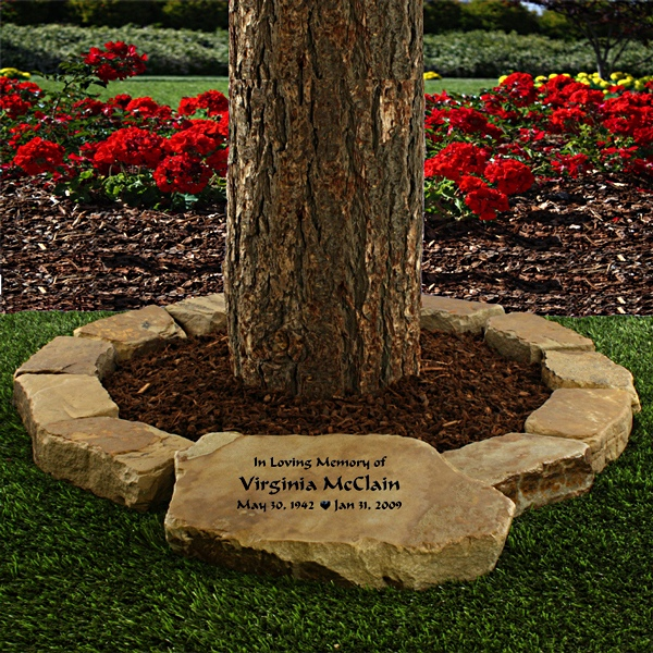 A La Memoire De Tour D Arbre Tree Ring Pinterest Memorial