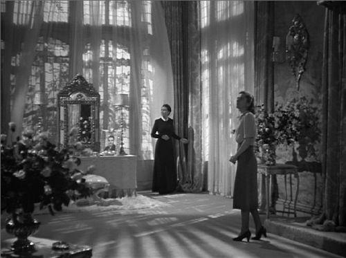 Image result for rebecca daphne du maurier alfred hitchcock rebecca's room
