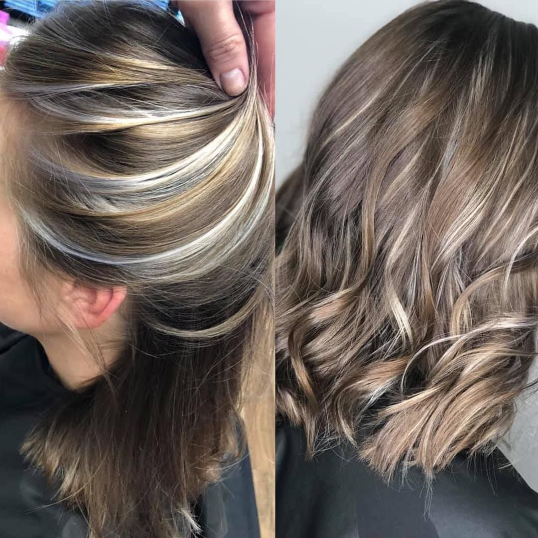 29 Subtle And Popping Peekaboo Highlights Hairstyles Dark Hair With Highlights Blonde Peekaboo Highlights Peekaboo Highlights
