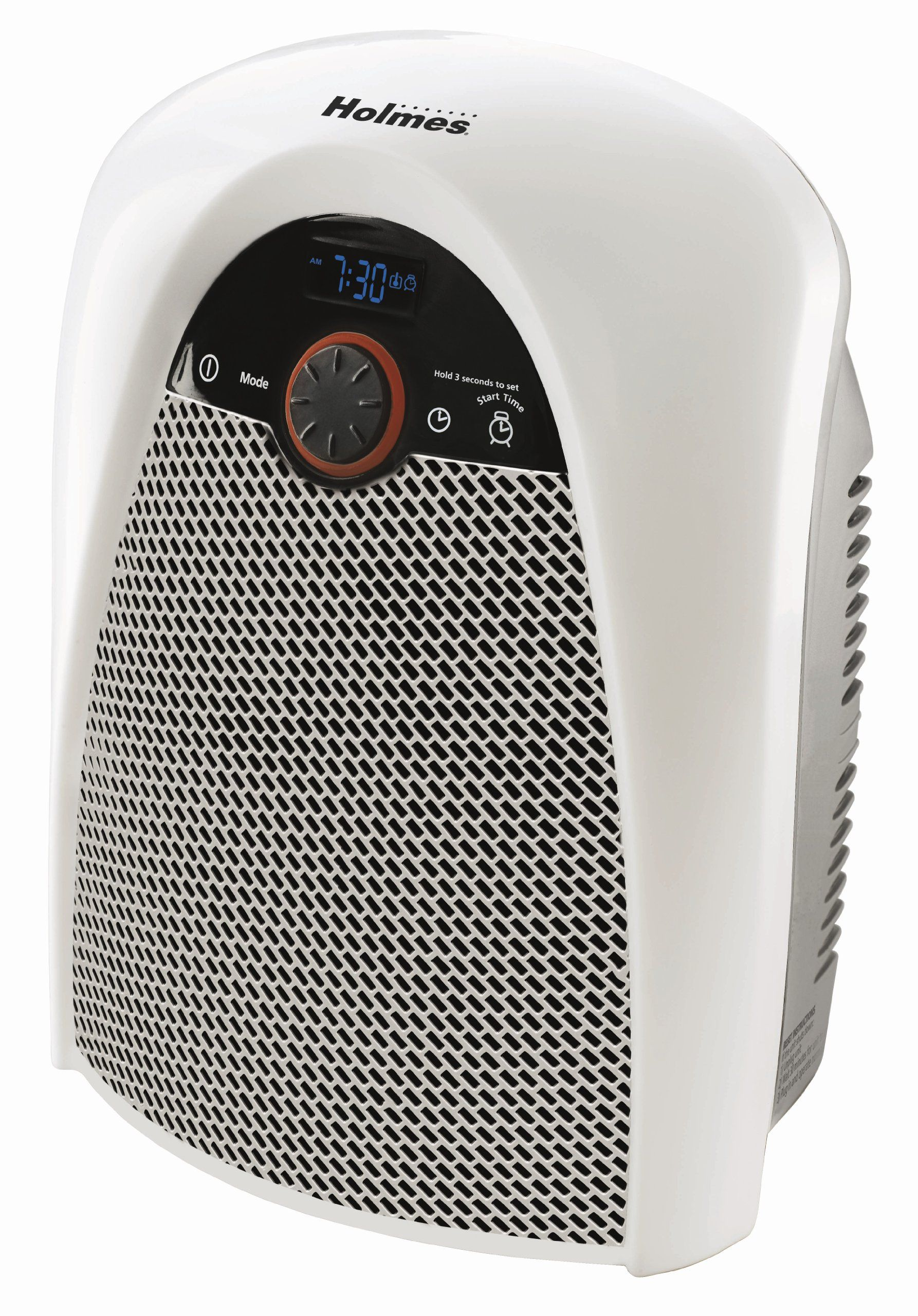 amazon com holmes heater with bathroom safe plug and timer rh pinterest com