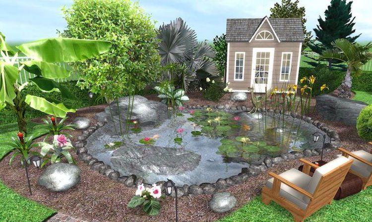 quel logiciel gratuit de plan de jardin 3d choisircest vous de