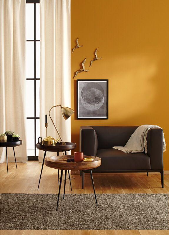 3 kleuren die niemand durft te gebruiken op de muur interiors living rooms and room - Grijze muur deco ...