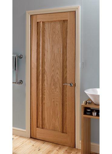Langdale Oak 3 Panel Internal Door availble to order from Magnet Trade\u0027s range of Oak \u0026 Hardwood Doors .  sc 1 st  Pinterest & Magnet Trade - Langdale Oak   House2Home   Pinterest   Internal ...