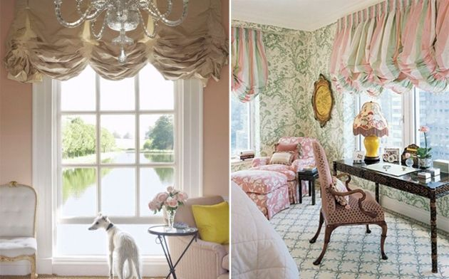 Wonderful Balloon Shades, Fancy Shades, Roman Shades, Puffy Shades, Traditional  Window Coverings,