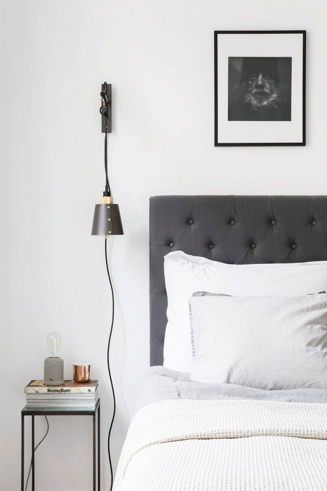 Save Space With Sconces