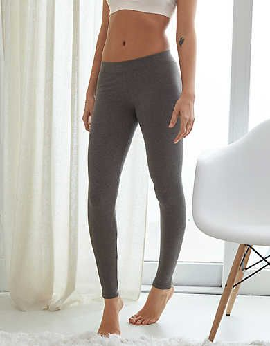 6bcc49457c0f33 Aerie Chill Legging | Chill. Play. Move. | Leggings are not pants ...