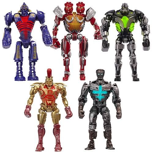 More Real Steel Robots Revealed - ComingSoon.net | designed to ...