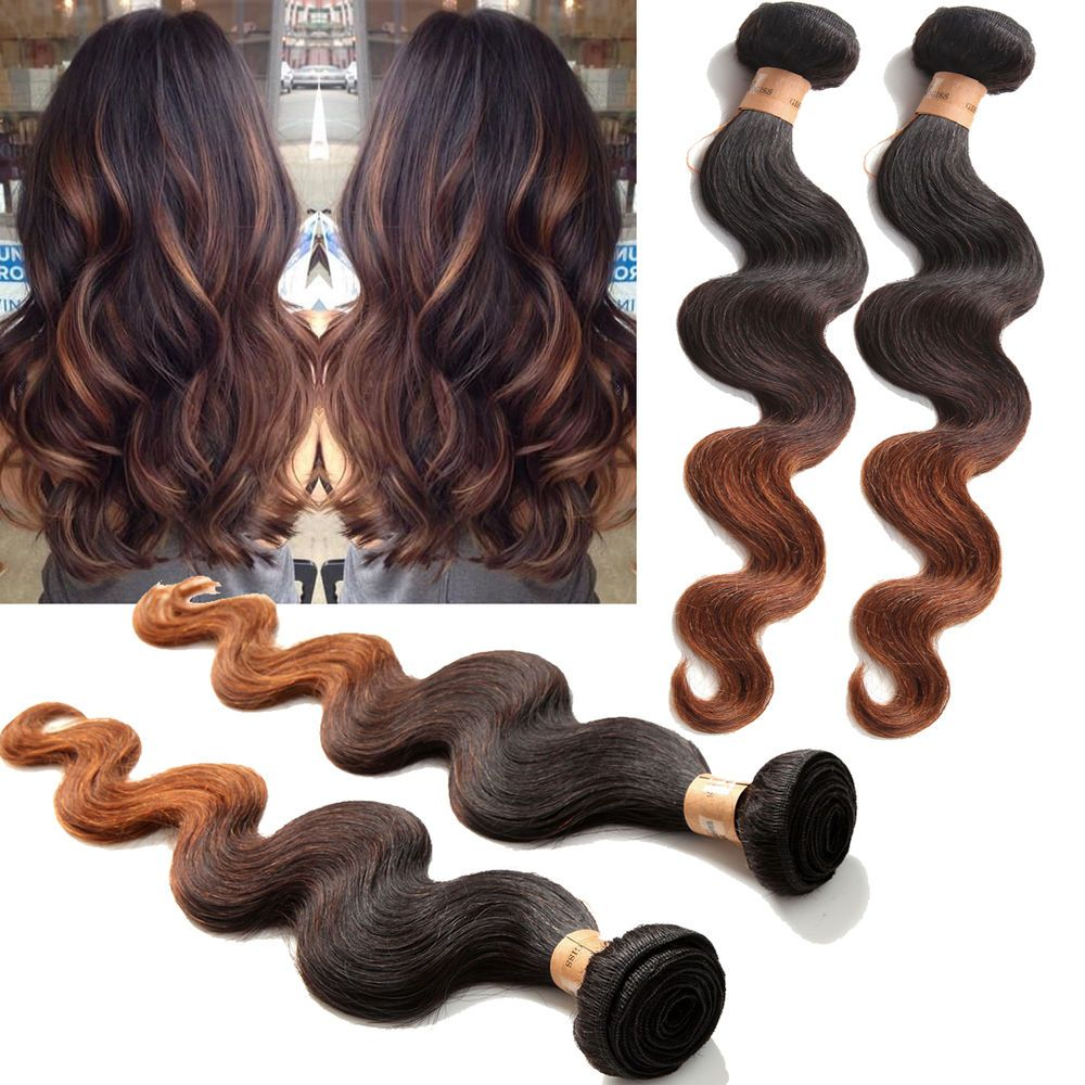 Us Sale Human Hair Extensions Long 161820brazilian 50g 1b430