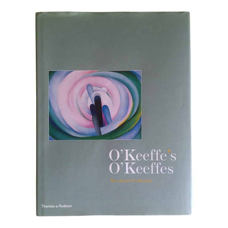 O Keeffes S O Keeffe S The Artist S Collection 1st Edtn Georgia O Keeffe Museum Exhibition Hardcover Art Book Book Art Museum Exhibition Milwaukee Art Museum