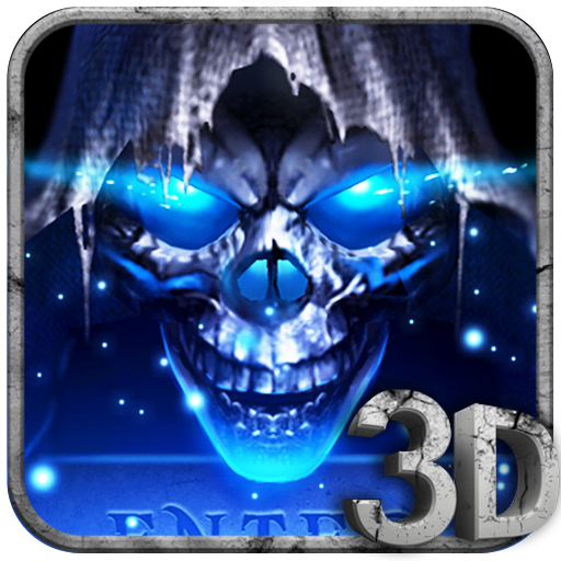 3D Grim Reaper Theme Apk 1.4.5 Download