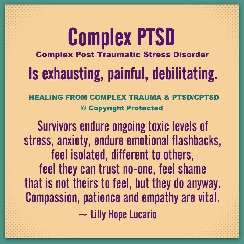 complex trauma