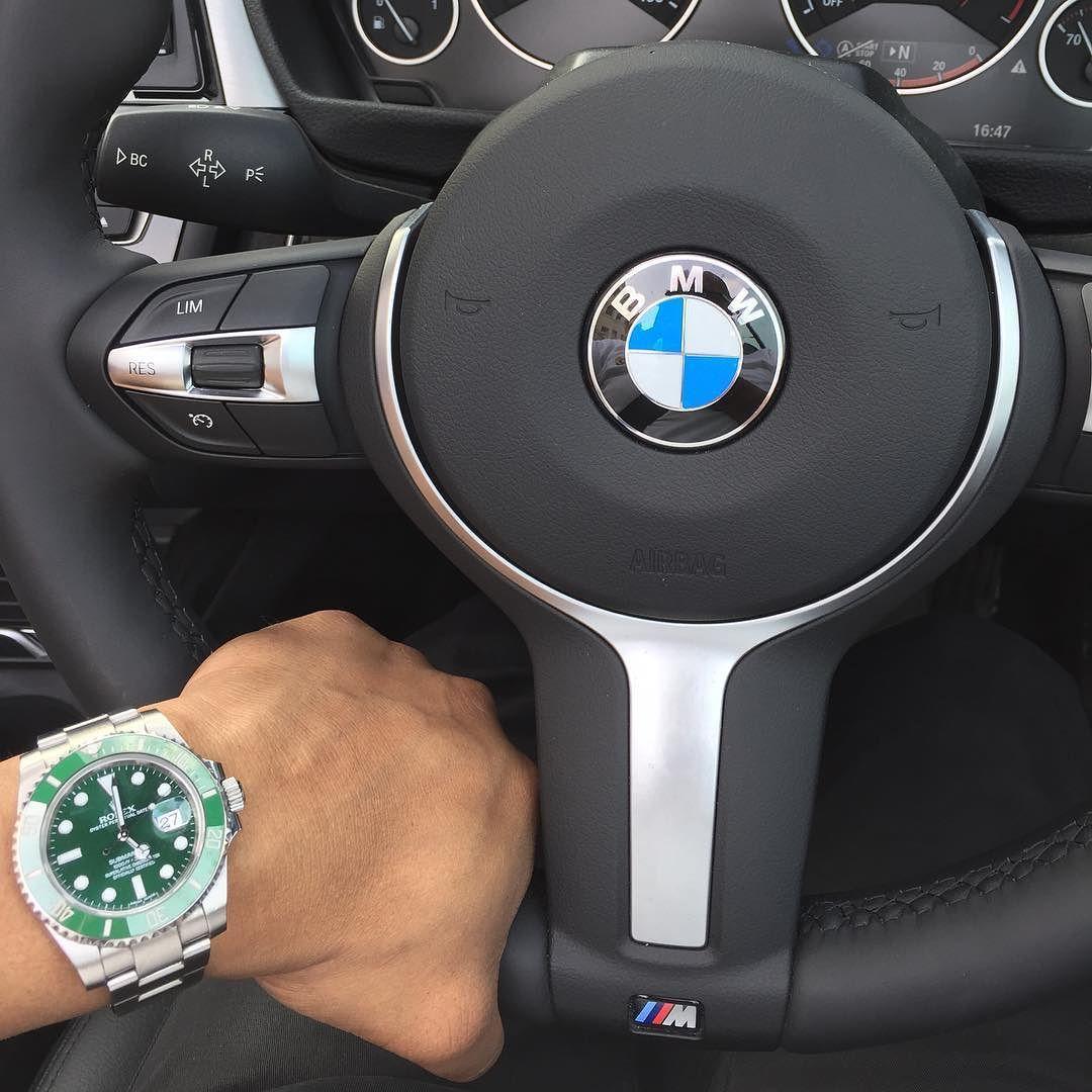 Circles #Rolex #submariner #bmw #mpower #watches #driving