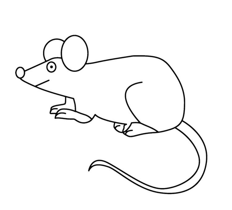 Free Printable Mouse Coloring Pages Coloring Pages Coloring Pages For Kids Free Printable Coloring Pages