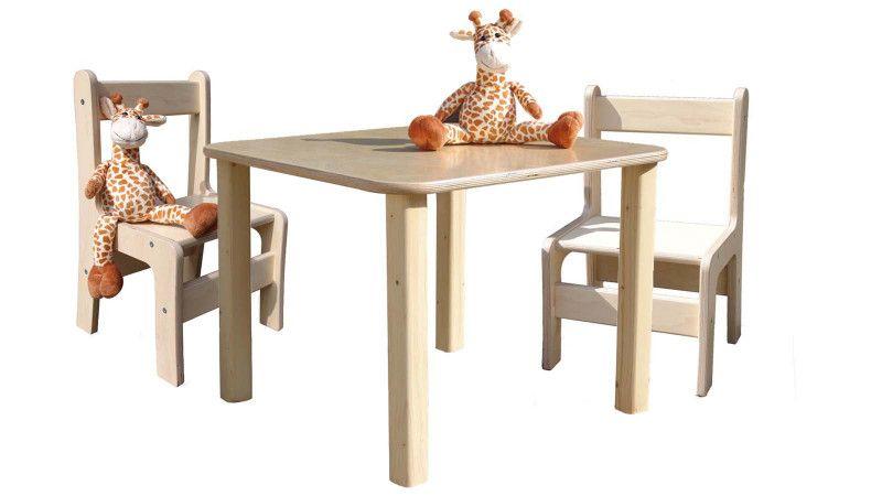 Realistisch Kindermöbel Set Tisch Und Stühle Einrichtungsideen Di