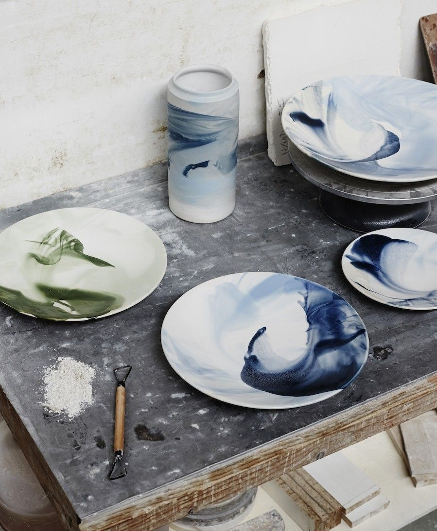 The serene series toc toc vintage blog sobre estilo de - Ceramica decoracion ...