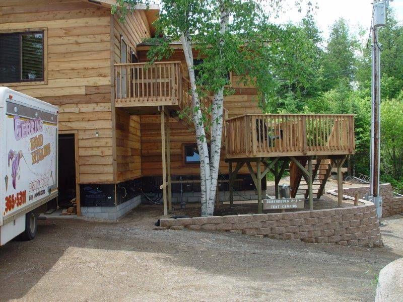Photo Gallery Cedar Siding Cedar Deck Local Contractors