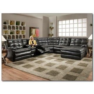 Southern Motion Comfortscapes Reclining Sectional At Big