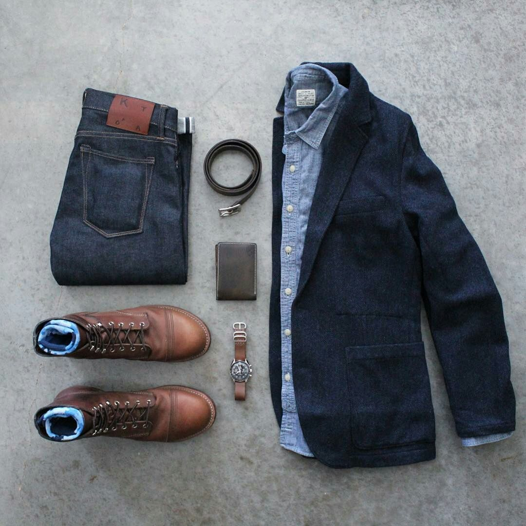 We don't even know if there's term like Smart Formals. But we think this outfit is perfect for someonewho doesn't like to dress up. The outfit is a perfect blend between Formals a…#mens #fashion #style