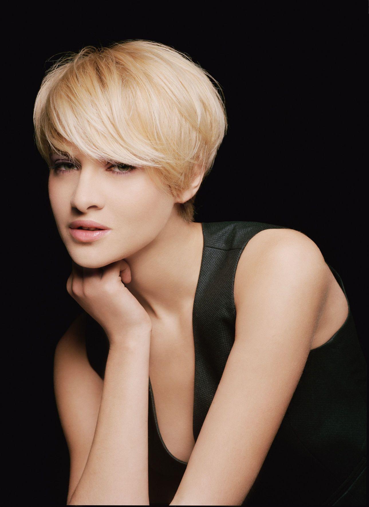 Blonde Frisuren Kurze Haare Pinterest Frisuren Kurzes Haar