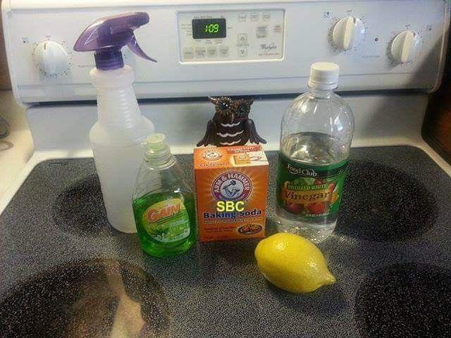 Homemade Bathroom Cleaner   Baking soda cleaner, Vinegar ...
