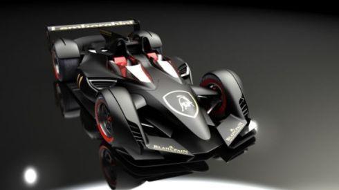 Lamborghini F1 Concept Cool Cars Lamborghini Concept Crossover
