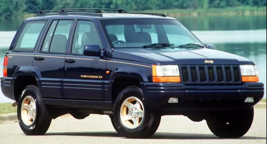 1996 Jeep Grand Cherokee Owners Manual The Grand Cherokee Is The