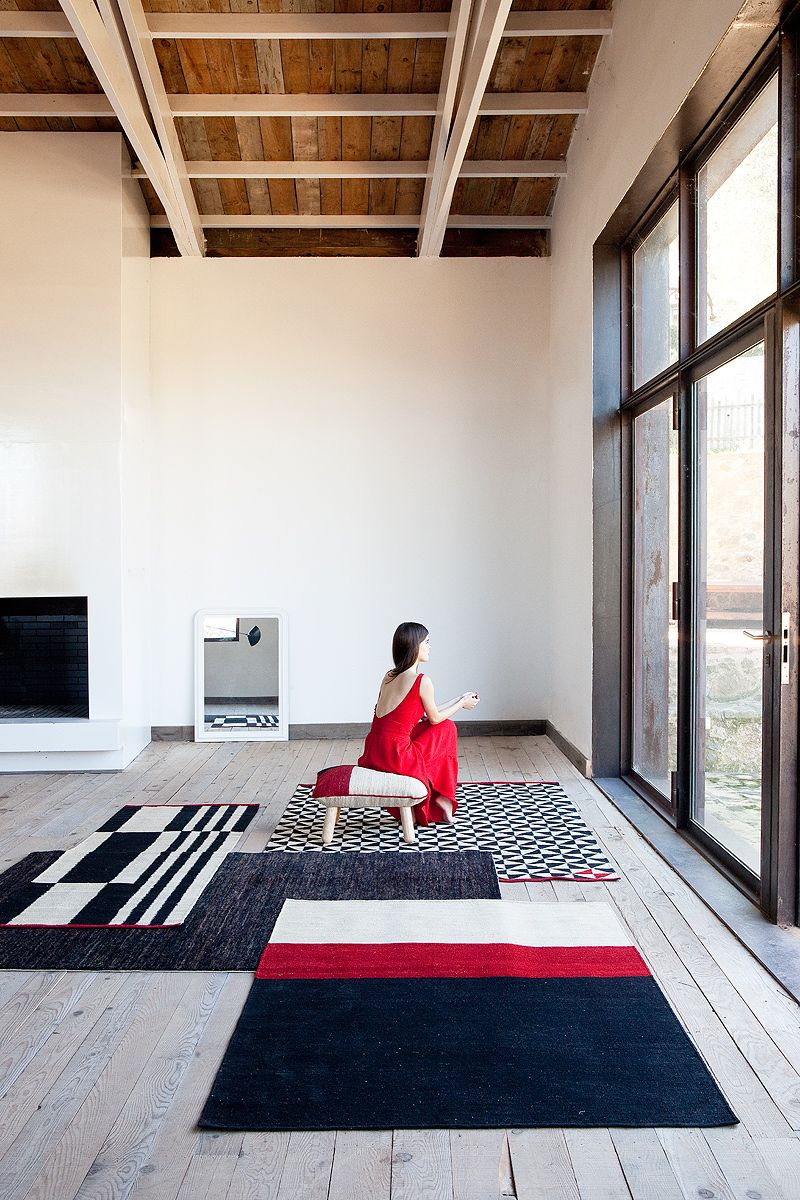Nani Marquina Rugs Designed By Sybilla Room House Studio