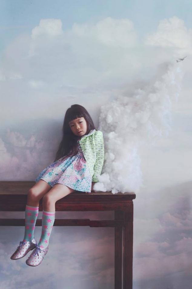 kid fashion photography