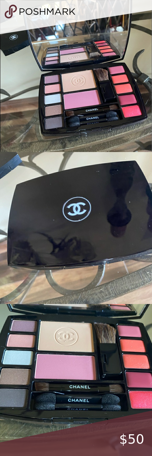 Chanel Travel Makeup Palette. in 2020 Travel makeup