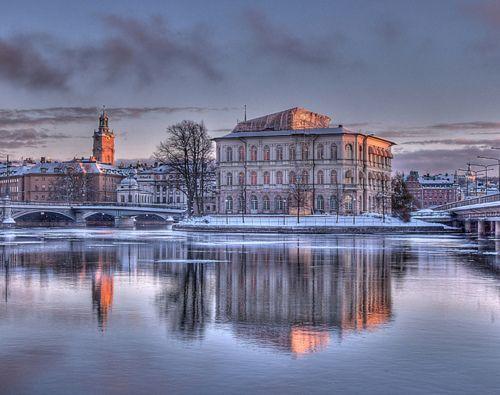 allthingseurope:    Strömsborg, Stockholm, Sweden  (by Kurt Qvist)