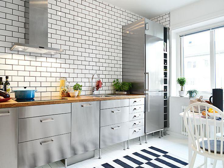 Vous rénovez ou installez une nouvelle cuisine optez pour lacier inoxydable découvrez