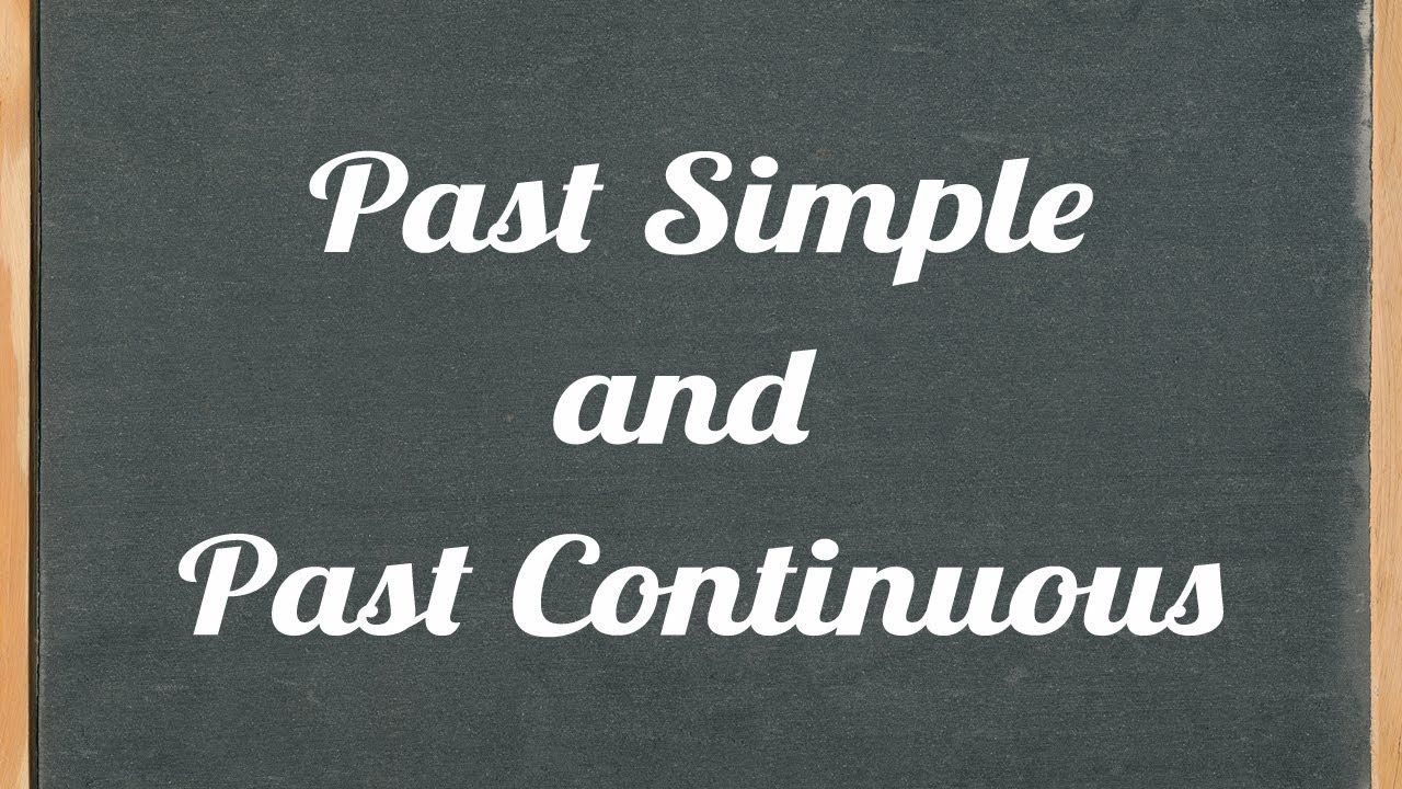 Past simple and past continuous english grammar tutorial video past simple and past continuous english grammar tutorial video lesson baditri Choice Image