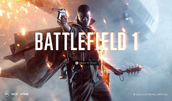 Battlefield 1 Review Out With The New In With The Old Ps4